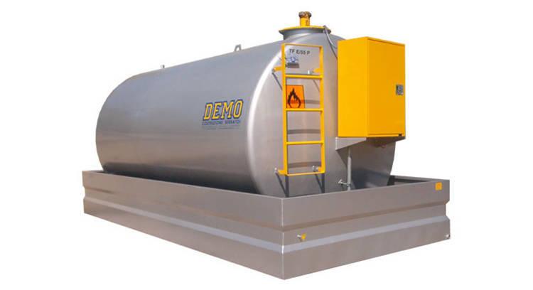 Serbatoio Tank Fuel CentroEnergia_Hq