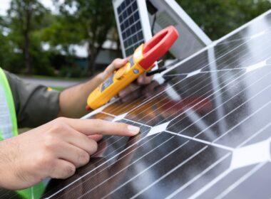 Pensiline fotovoltaiche - Centro Energia